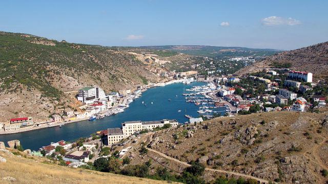 Балаклава, Крым.