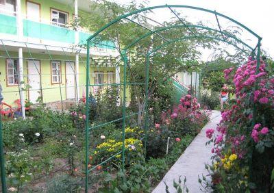 Сувадэ, мини-пансионат  – Черноморское – Крым