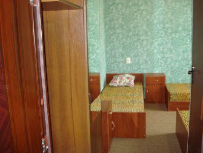 Атеш, гостиница – Черноморское – Крым