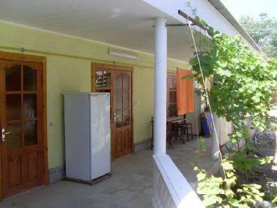 Султана, частный пансионат – Черноморское – Крым