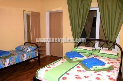 Краб, гостевой дом – Черноморское – Крым