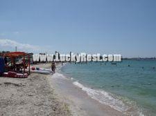 пляж Черноморское, Крым