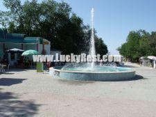 парк Черноморское, Крым