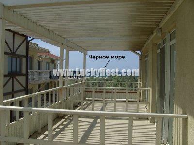 Эллинг (Южная коса), частный сектор – Мирный – Крым