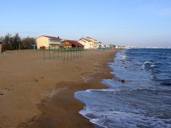 Береговое (Феодосия) Крым