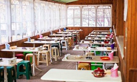 РИО (Лебяжий), детский оздоровительный лагерь – Портовое – Крым