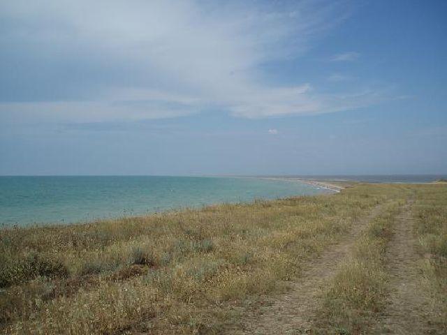 пляж Аврора, Крым