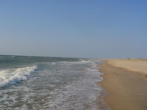 Портовое, Крым, пляж