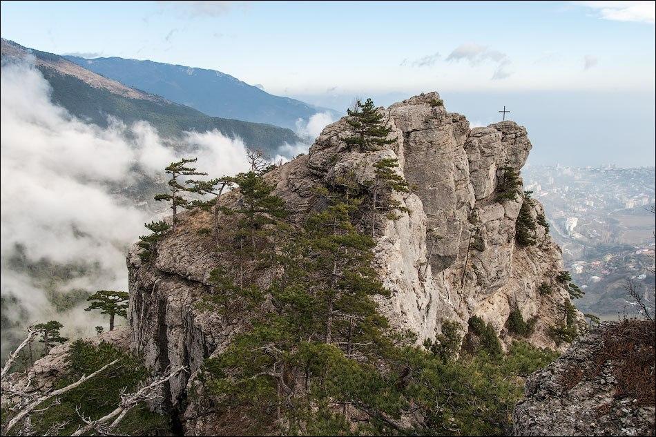 Легенда про вершину Ставри-Кая