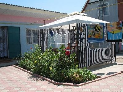 SHARK (Шарк), частный пансионат – Межводное – Крым