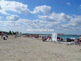 пляж Межводное, Крым