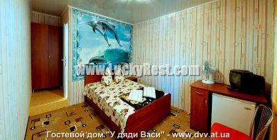 У дяди Васи, гостевой дом – Межводное – Крым