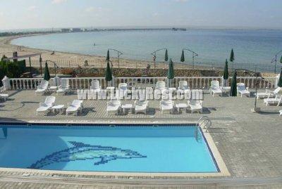 Пальмира, база отдыха  – Межводное – Крым