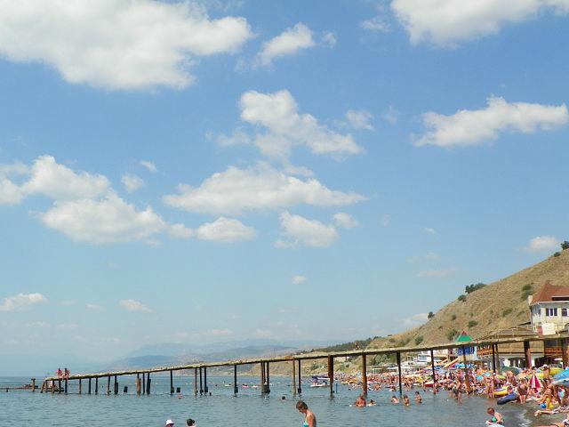 Море Морское Крым