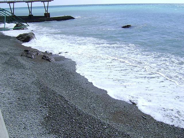 Никита пляж Крым