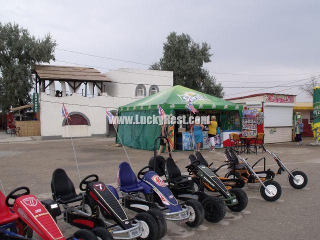 Развлечения в Новофедоровке. Крым