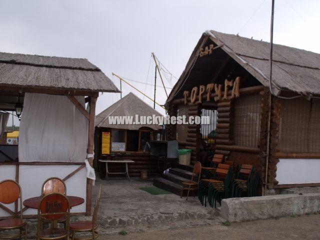 Развлечения в Новофедоровке.Крым