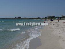 Пляж Оленевки, Крым