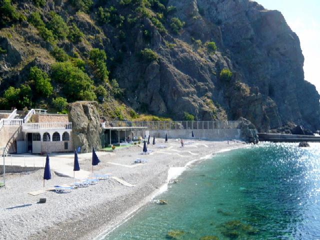 Олива Крым Пляж