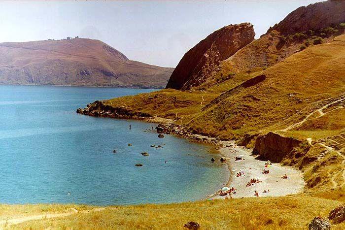 Орджоникидзе пляж