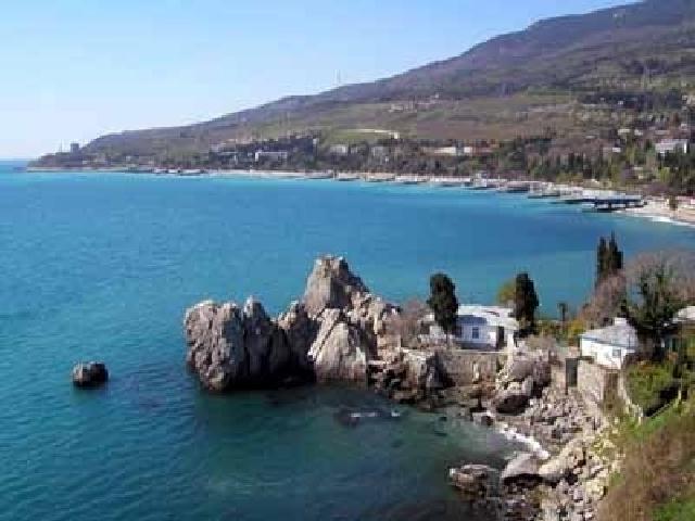 Отрадное море Крым