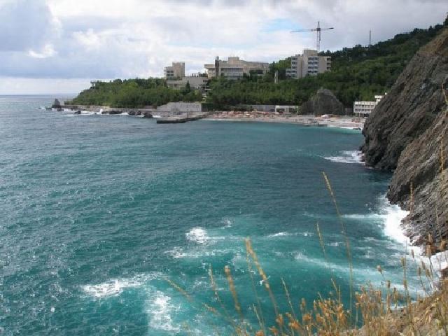 Санаторное море Крым