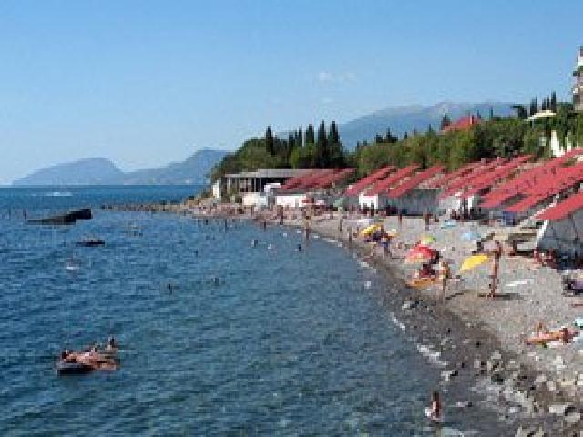 Сатера море Крым