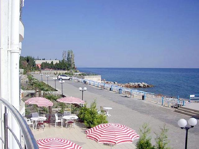 Семидворье набережная Крым