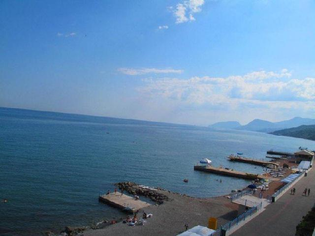 Семидворье пляж Крым