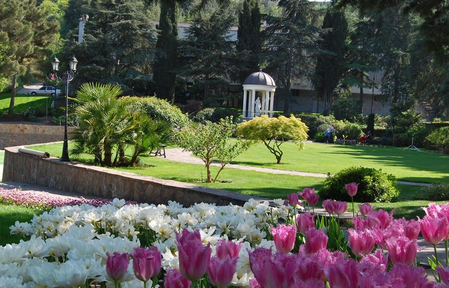 Крым. Парк Айвазовского