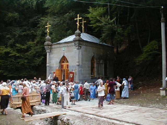Космо-Дамиановский монастырь Крым