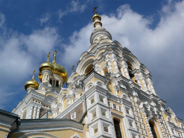 Александро-Невский собор в Ялте