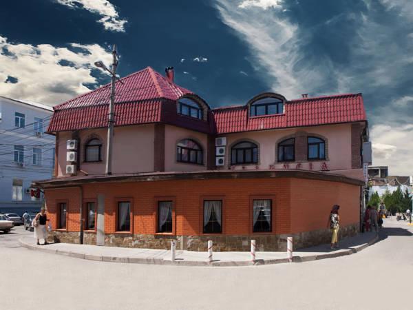 Авторская зарисовка о гостиницах и частных местах размещения туристов на отдых и ночлег в Симферополе. Крым. Разное.