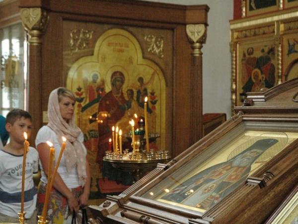 Церковь во имя святых Константина и Елены. Крым. Святыни Крыма.