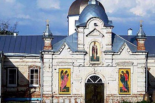 Симферополь. Храм Святого Николая. Крым. Святыни Крыма.