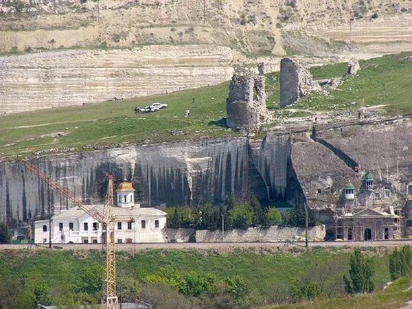 Храм святой Софии в Инкермане. Крым. Святыни Крыма.