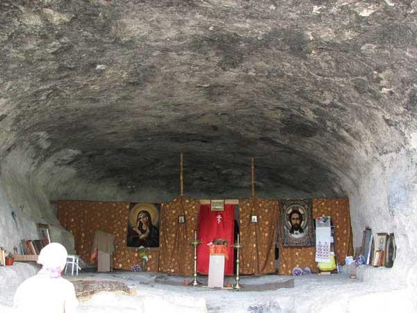 Монастырь Челтер. Крым. Монастыри Крыма.