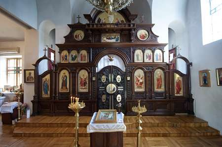 Церковь святой Нины в Гаспре. Крым. Святыни Крыма.