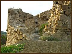 Башня Чабан-Куле. Крым. Памятники археологии Крыма.