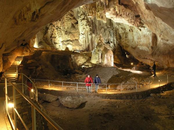 Пещера Эмине-Баир-Хосар. Крым. Пещеры Крыма.