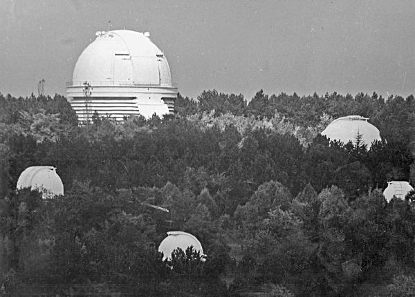 НИИ «Крымская астрофизическая обсерватория». Крым. Разное.