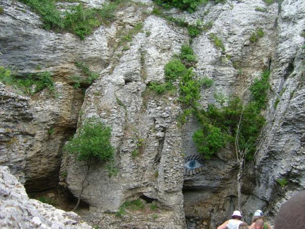 Пещеры Ай-Петри. Крым.  Пещеры Крыма.