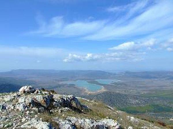 Байдарская долина. Крым. Ущелья и каньоны Крыма.