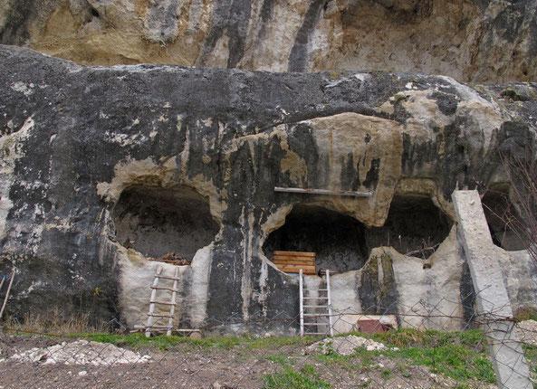 Пещерный город. Челтер-мармара. Крым. Пещерные города Крыма.