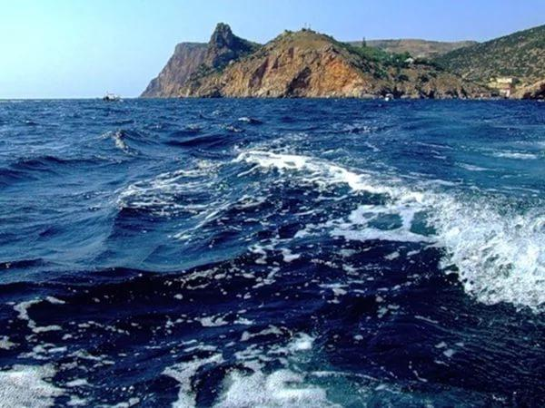 Азовское или Черное море – где лучше отдыхать? Разное.