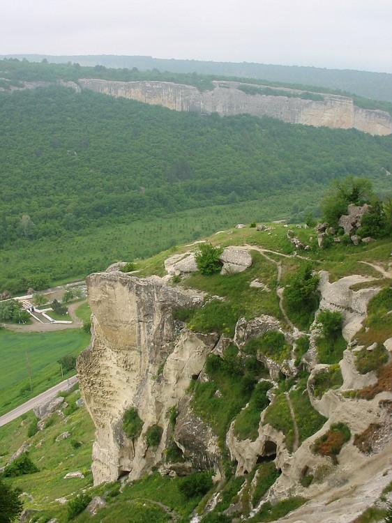 Пещерный город Качи-Кальон.