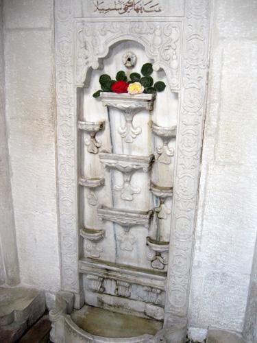 бахчисарайский фонтан фото