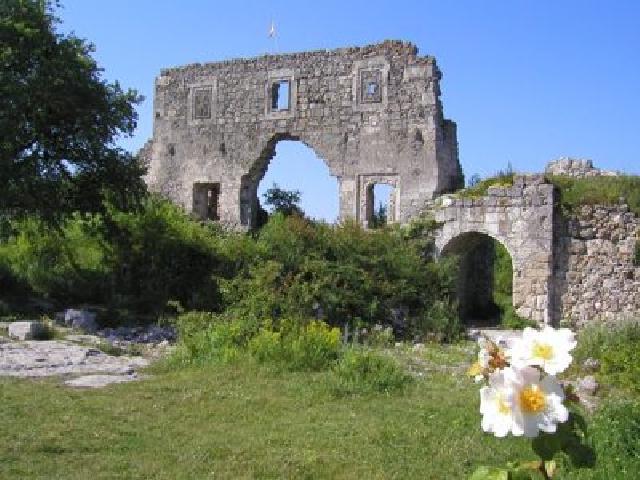 Пещерный город Мангуп. Крым