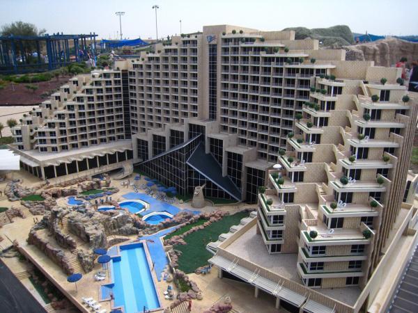 Отели Израиля. DAN EILAT HOTEL. Отели мира.