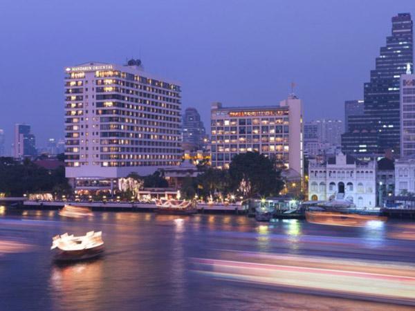 Отели Таиланда. MANDARIN ORIENTAL BANGKOK. Отели мира.